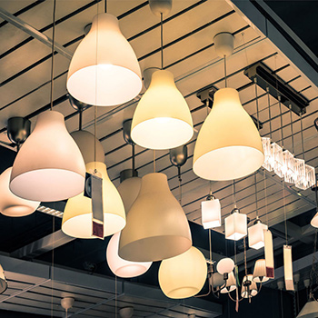 Light Fixtures - The Art of Spacing