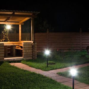 Outdoor Lighting - Finding your purpose