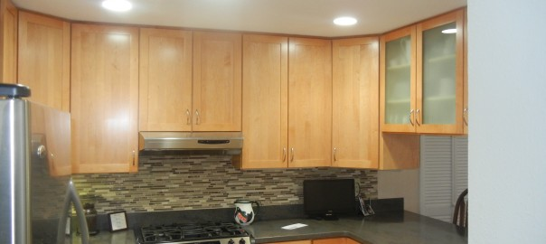 Kitchen Lighting Remodel 2