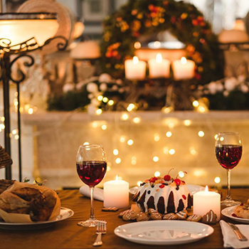 5 lighting considerations when hosting a holiday meal